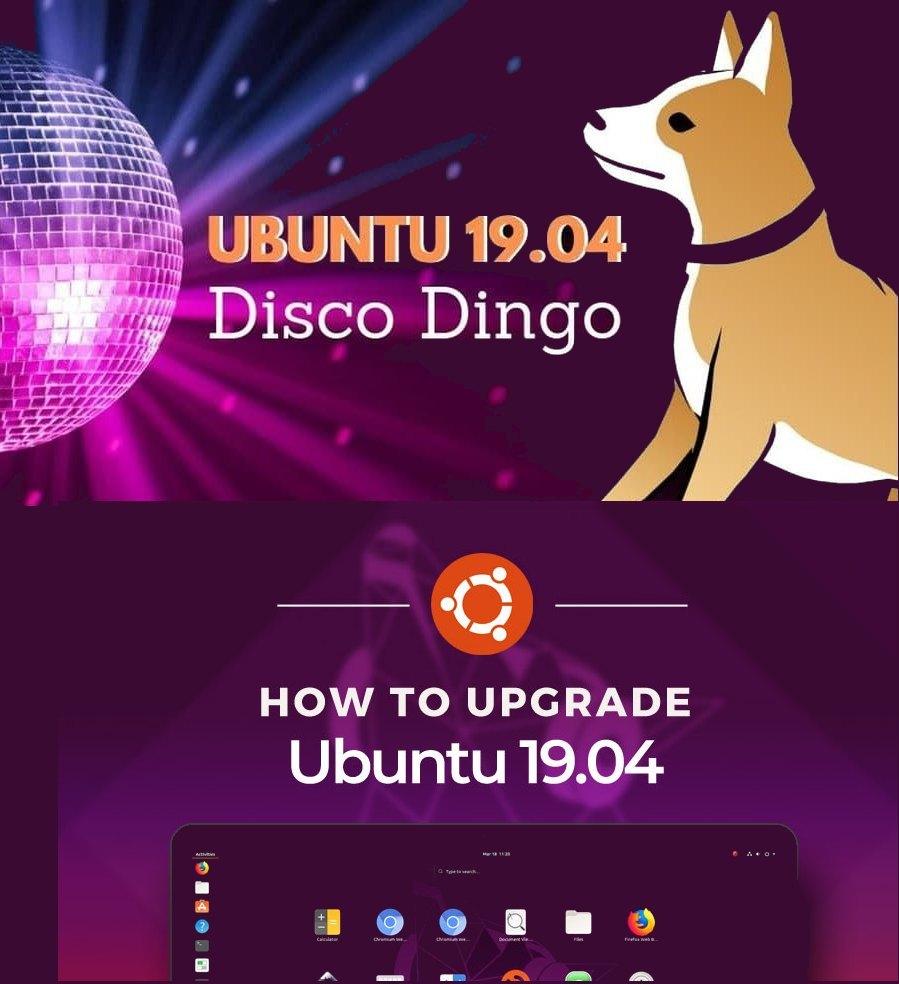 *** преимущества ОС Ubuntu 19-04 Disco Dingo и техническое описание ПО ***