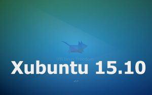 * Ubutnu Xubuntu 15.10 wily + XFCE 4.12 ***