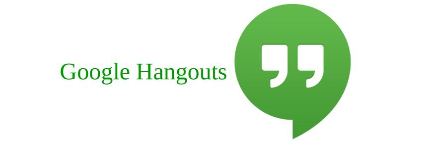 * Google-Hangouts *